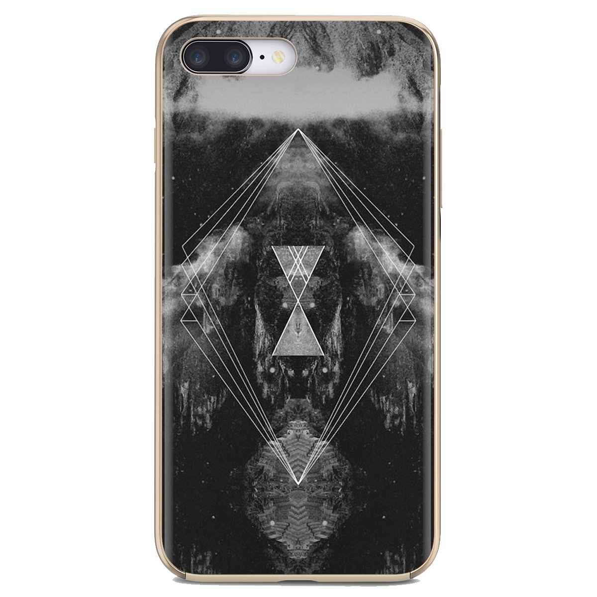 Best Silicone Phone Case For Motorola Moto G G2 G3 X4 E4 E5 G5 G5S G6 Z Z2 Z3 C Play Plus Geo artistic geometry artist Poster