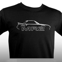 2019 Hot Sale 100% cotton Japanese MR2 MK1 INSPIRED CLASSIC CAR T-SHIRT Tee shirt