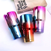 30 oz Glitter Stainless Steel Tumbler Cup Double walled vacuum coffee mug Keep drinks hot & cold все цены