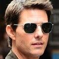Мужские Роскошные брендовые дизайнерские солнцезащитные очки винтажные модные авиационные солнцезащитные очки для мужчин американские а...