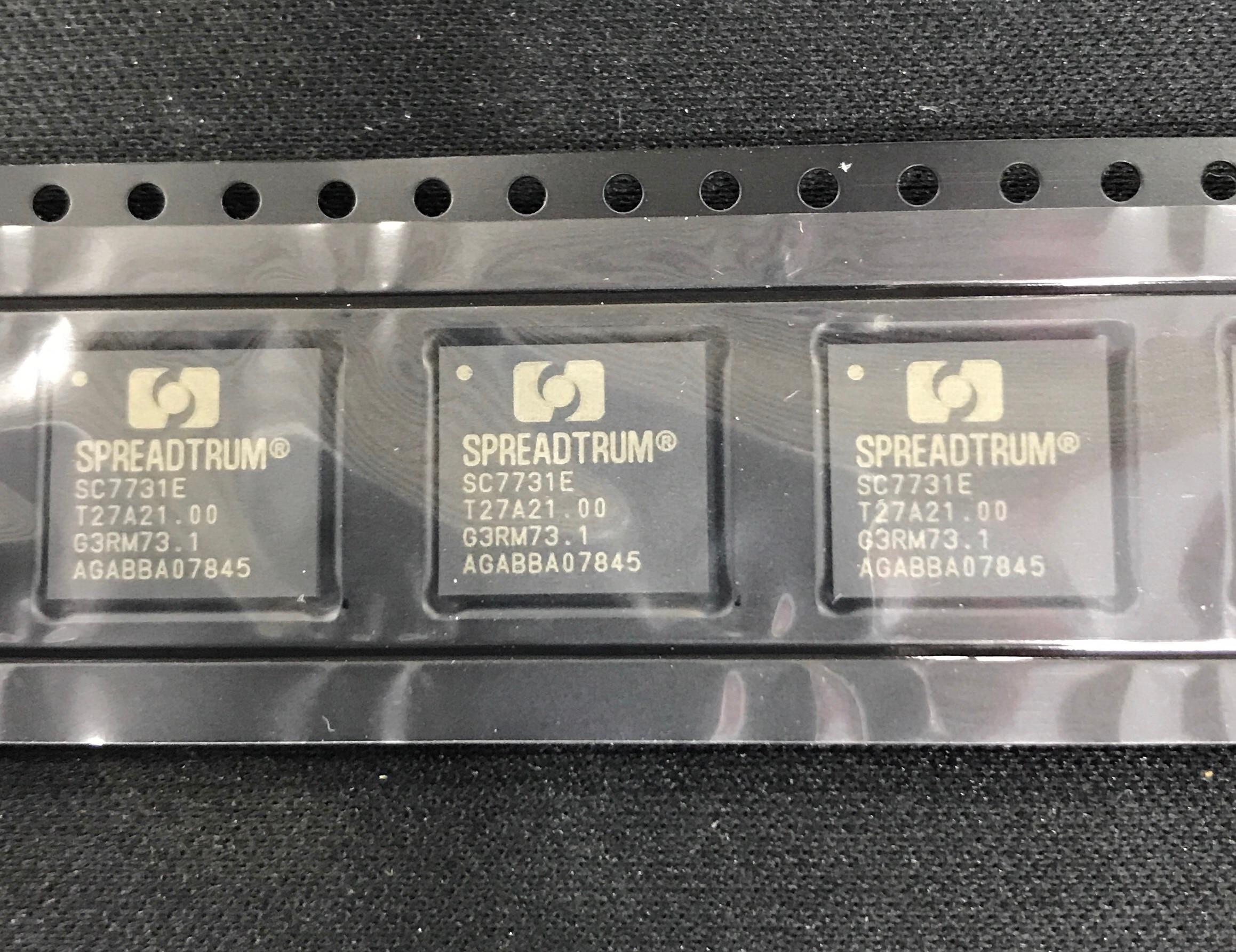 2PCS~10PCS/LOT  SC7731E  BGA  New Original