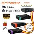 Бесплатный спутниковый декодер GTmedia V8 nova/honor, такой же, как GTmedia V9, супер новый тип gtmedia V8X