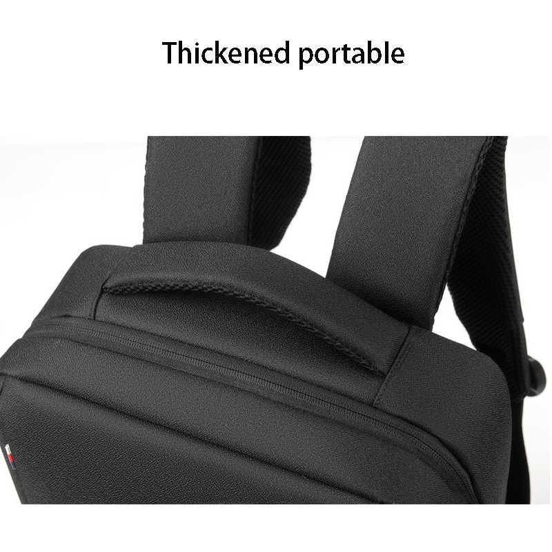 Hommes sac à dos USB charge pour Macbook air Pro 13 15 pochette d'ordinateur pour Lenovo hp Dell 14 15.6 pouces sacs à dos en plein air sacs de voyage