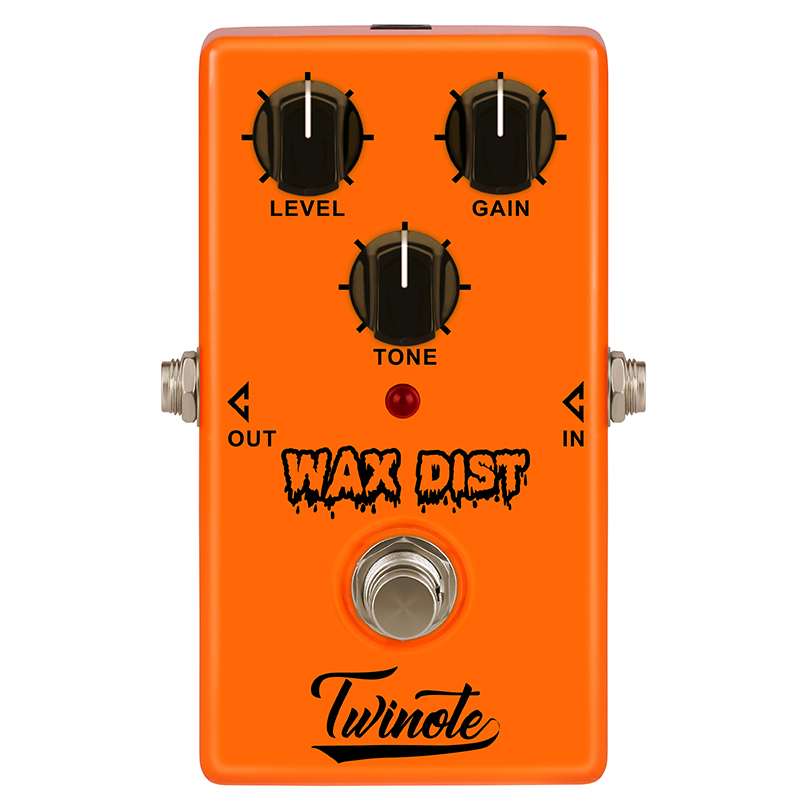 New Digital Delay Distortion Guitar Effect Pedal Overdrive Chorus Guitar Processsor Effects Metal True Bypass Guitar Accessories image