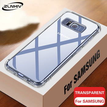 ZLNHIV luxury cover case on for samsung galaxy s20 ultra s10e s10 lite s9 s8 plus bumper mobile phone accessories fitted cases tanie i dobre opinie Zderzak Air hockey Galaxy S8 Galaxy S8 Plus Galaxy S9 Plus GALAXY S10 LITE GALAXY S10 PLUS GALAXY S10E Galaxy S20 + Zwykły