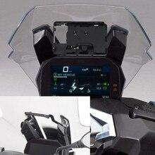 Motorcycle GPS Smart Phone Navigation Mount Mounting Bracket Adapter Holder Brand for BMW C400X 2019 C 400x