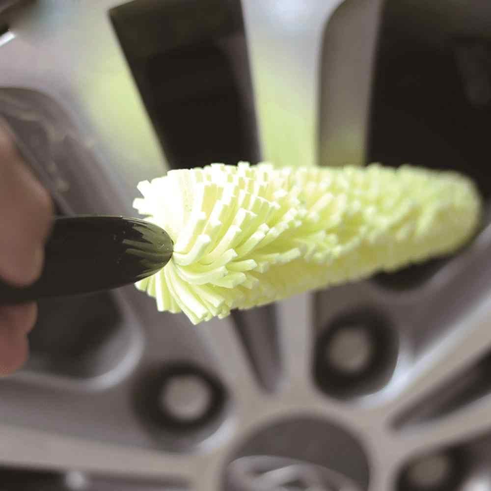 車のホイールブラシタイヤ洗濯ツールメガーヌためセアト · レオン 1 スズキサムライアウディa3 8v vwパサートb6 マツダ 6 bmw r1200gs