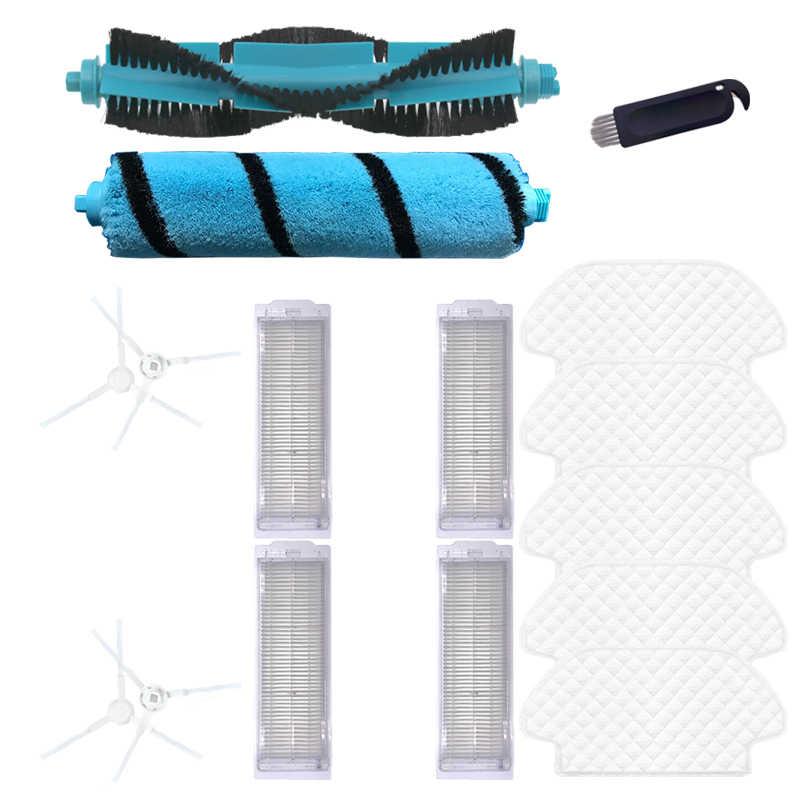 Main Brushe Filter Set for Viomi V2 Pro V-RVCLM21B Mijia STYJ02YM Vacuum Cleaner