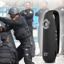 HD 1080P 130 ° Мини-видеокамера видеорегистратор полицейский корпус мотоцикл велосипед камера движения задняя камера