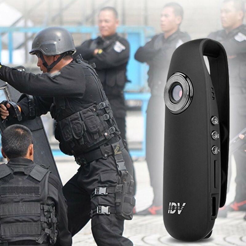 HD 1080P 130 ° мини-видеокамера, Даш-камера, полицейский корпус, мотоцикл, велосипед, камера движения, камера заднего вида