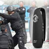 HD 1080P 130 ° Mini videocámara cámara de salpicadero Cuerpo de Policía motocicleta cámara de movimiento de la bicicleta cámara montada en la parte posterior