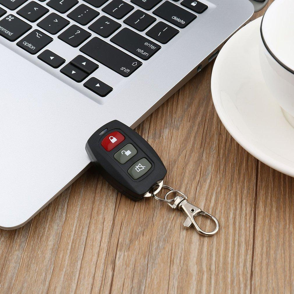 3 Buttons Remote Control Car Key Adjustable Frequency Electric Garage Door SU