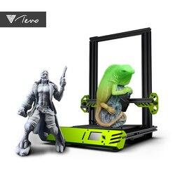 2019 I Più Nuovi TEVO Tarantula Pro 3D Stampante Impresora 3D FAI DA TE Impressora 3D Trasporto Libero (In Magazzino)