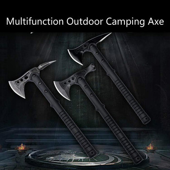 Stainless Steel Tactical Axe Tomahawk Army Outdoor Hunting Camping Survival Machete Axes Hand Tools Fire Axe Hatchet Axe/Ice Axe high quality sog tactical tomahawk army outdoor hunting camping survival machete axes hand tool fire axe hatchet tomahawk axe d