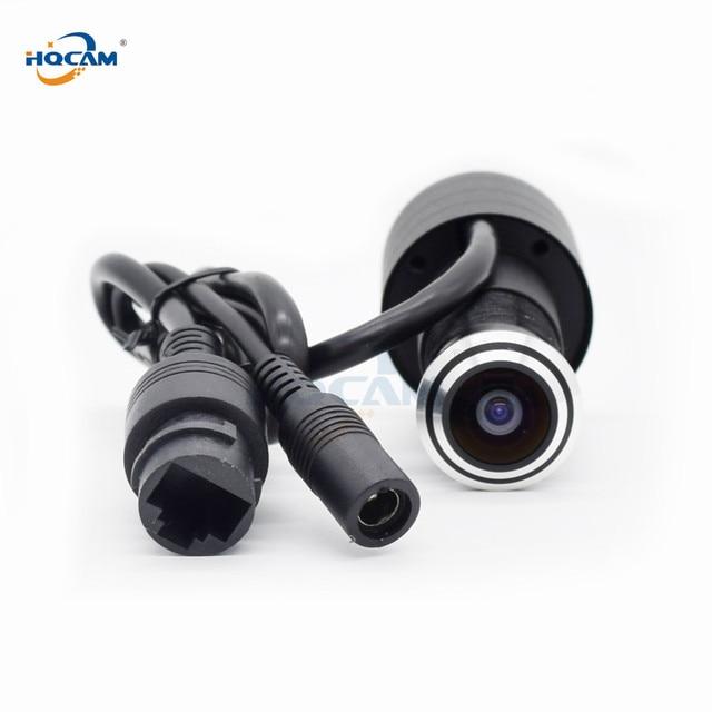 HQCAM SD TF Card WIFI Door Eye Hole Home 1080P Network Mini Peephole wifi Door IP Camera P2P 2.1mm Wide Angle Lens ICSEE xmeye