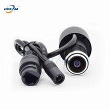 HQCAM SD TF kart WIFI kapı göz deliği ev 1080P ağ Mini Peephole wifi kapı IP kamera P2P 2.1mm geniş açı Lens ICSEE xmeye