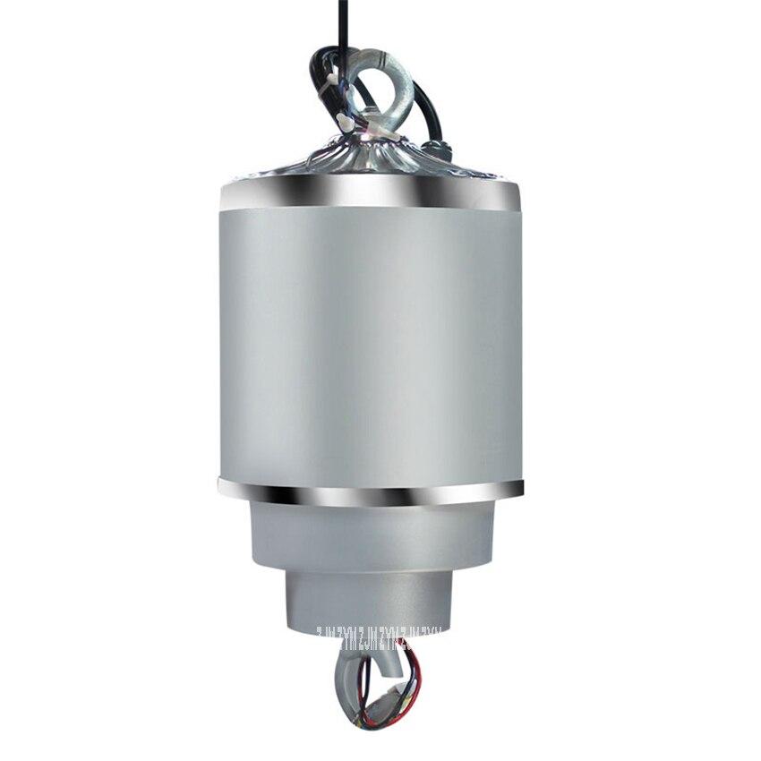 FS-12M10 Intelligent Remote Control Chandelier Miner Lighting Lifter Gymnasium Warehouse Workshop Light Lifting System 110V/220V
