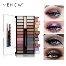 New 24 color eyeshadow and eye base cream Renaissance matte pearlescent eye shadow E423