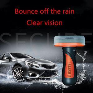 Image 4 - Araba cam anti sis ajan, yağmur geçirmez temizleyici araba pencere camı yağmur işareti yağ filmi sökücü sprey, banyo cam temizleyici 100ml