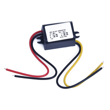 цена на 12V to 6V DC-DC Buck Converter Step Down Module Power Supply Voltage Regulator