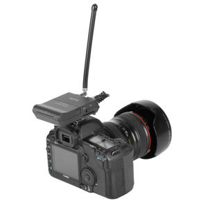 Image 2 - BOYA BY WFM12 12CH Wireless Audio VHF Microphone WIRELESS MICROPHONE SYSTEM TRANSMITTER RECEIVER for DSLR Camera Canon Camcorder