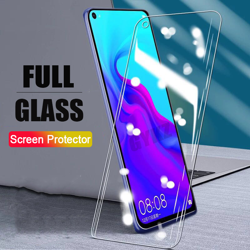 2Pcs Full Screen Tempered Glass For HUAWEI HONOR 20 20Pro Screen Protector Anti Blu-ray Glass For Honor 20 Pro Honor 20 Glass