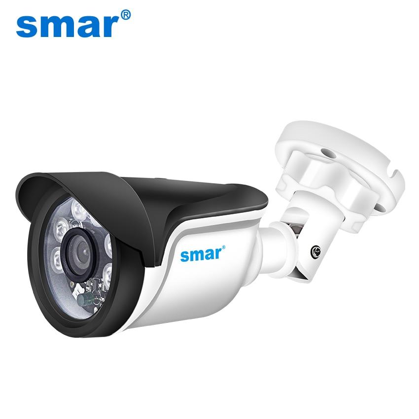 Smar Security CCTV 720P 1080P AHD Camera Outdoor Waterproof Bullet Cameras Day & Night Surveillance HD 3.6mm Lens IR CUT