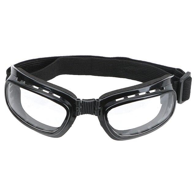 Leepee óculos de proteção uv para ciclismo, óculos de motociclismo à prova de vento e de poeira, óculos esportivos anti-reflexo 5