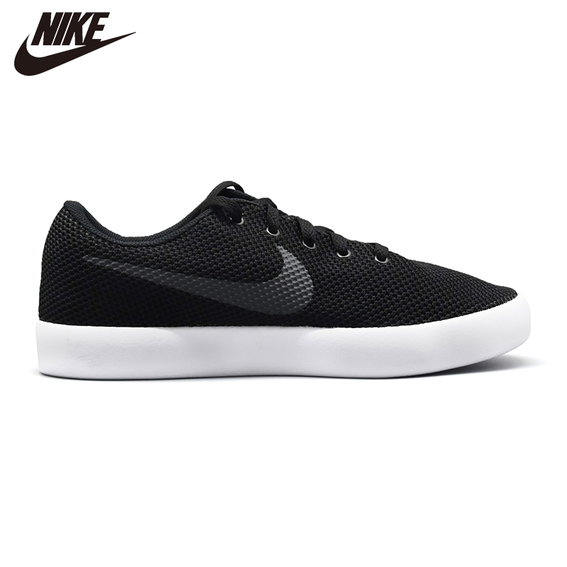 Original Nike FINALE EVO Mens Sports Lightweight Skateboarding Shoes Outdoor Sneakers Black 819810-0024