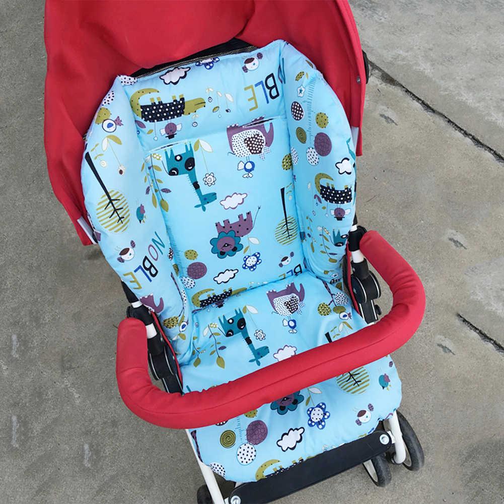Star พิมพ์ Universal Baby รถเข็นเด็กเก้าอี้สูงที่นั่งเบาะ Liner Mat รถเข็นที่นอนเสื่อให้อาหารเก้าอี้ Pad Protector