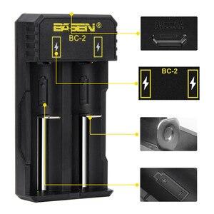 Image 4 - Зарядное устройство 18650 26650 21700, литий ионная батарея, умное зарядное устройство с зарядным устройством, usb кабель ЕС, литиевая батарея, 5 В, 2 А, настенные адаптеры