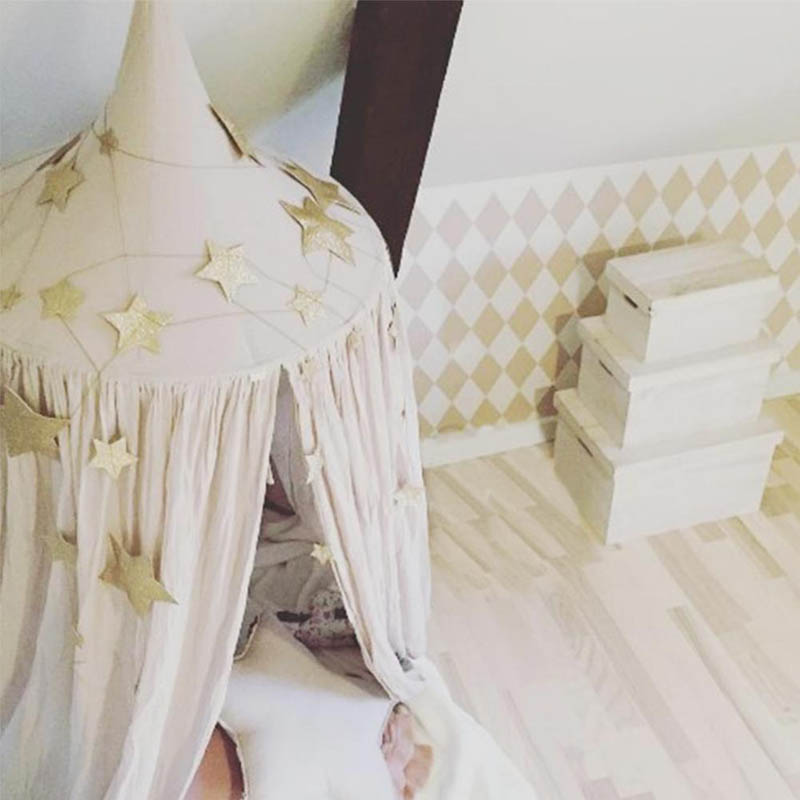 Mosquito-Net-Hanging-Decoration-Gold-Silver-Sparkling-Stars-baby-room-decor-Children-s-Rooms-Walls-Decor (1)