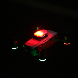 Image 4 - Ulanzi Dr 01 Rgb Dji Mavic Mini Drone Strobe Licht Anti Collision Verlichting Nachtlampje Vlucht Bijbehorende Indicator Drone zoeklicht
