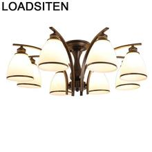 sufitowe plafond Lamp industrial decor candeeiro plafondlamp plafonnier luminaria de teto living room ceiling light