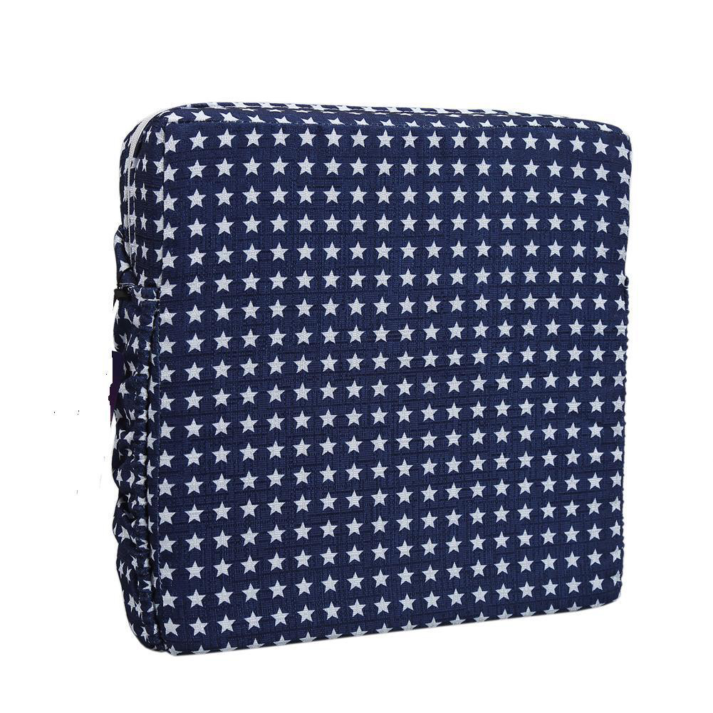 Sponge For Baby Home Removable Washable Chair Cushion Square Soft Dining Pad Highchair Increased Booster Seats Adjustable Kids