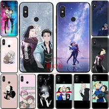 Yuri On Ice Soft Silicone Case for Redmi 5 6 7 4A 4X 5A 6A 7A 8A 5 Plus S2 Go K20 Pro Cover(China)