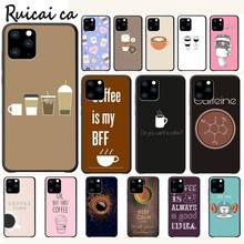 RuiCaiCa Coffee Wine Cup Book Luxury Phone Case Funda For Iphone 5s Se 2020 6 6s 7 8 Plus X Xs Max Xr 11 Pro Max Cases Cover kisscase natural wood bamboo phone cases for iphone x xs max xr cover plain phone cases for iphone 5 5s se 6 6s 7 8 plus funda
