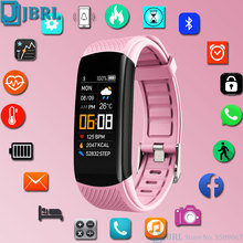 Neue Smart Uhr 2021 Männer Frauen Smartwatch Fitness Tracker Sport Wasserdichte Elektronik Uhr Für Android IOS Smart-uhr Stunden