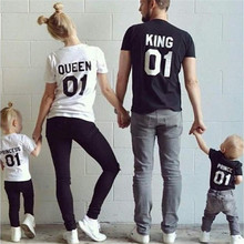 King Queen Couple T Shirt RK
