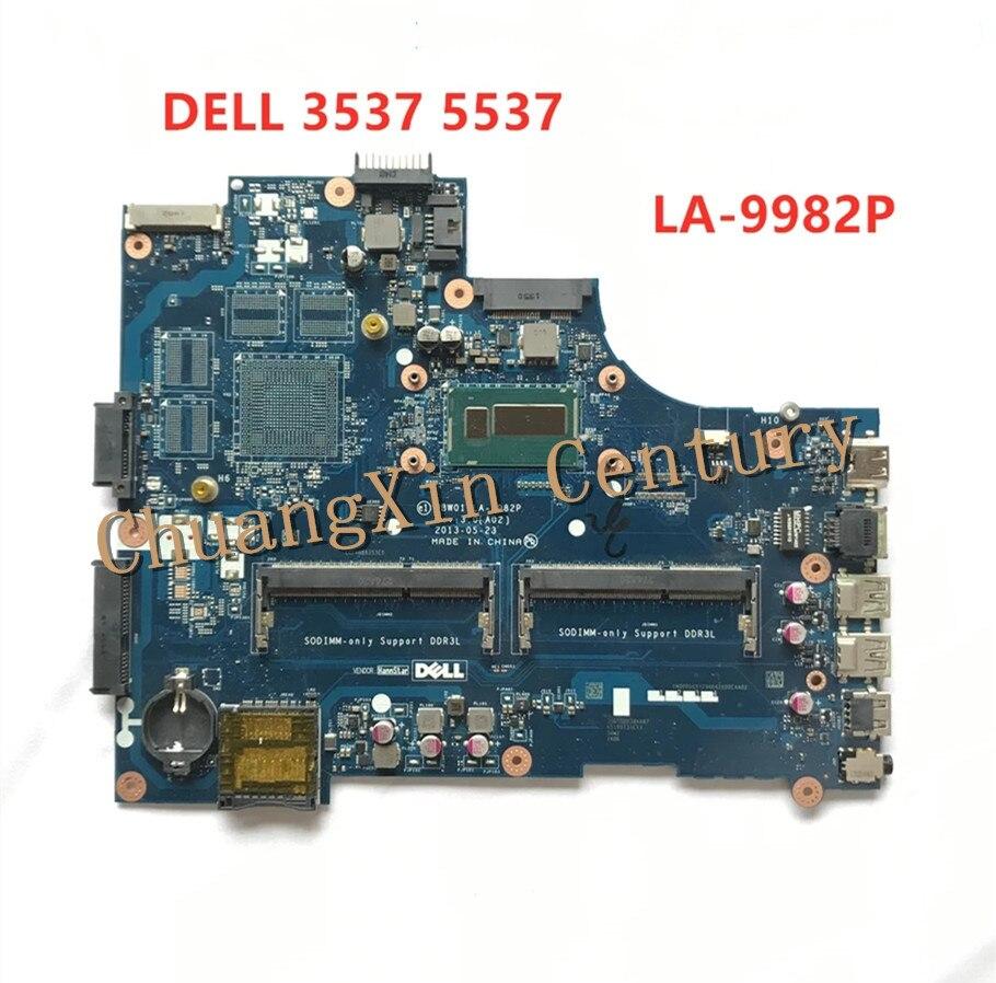 CN-0D28MX D28MX для DELL INSPIRON 3537 5537 материнская плата для ноутбука VBW01 LA-9982P REV: 3,0 с материнской платой 2955U 100% полностью протестирована