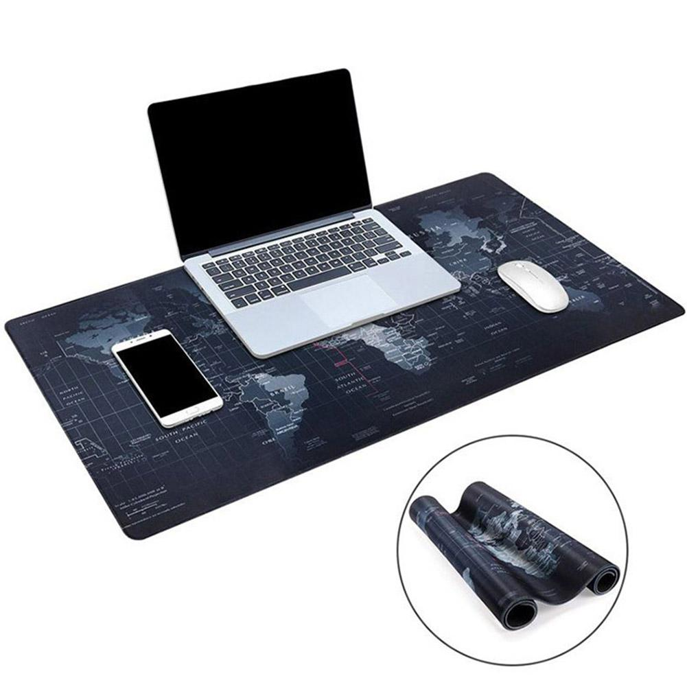 Gaming Mouse Pad RGB Large Mouse Pad Gamer Big Mouse Mat Computer Mousepad Led Backlight  Surface Mause Pad Keyboard Desk Mat