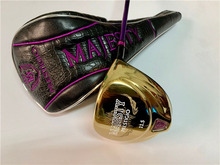 BIRDIEMaKe מועדוני גולף Maruman Majesty Prestigio9 נהג נשים Maruman Majesty גולף נהג 11.5 מעלות L פיר עם ראש כיסוי
