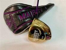 Гольф клубы BIRDIEMaKe Maruman Majesty Prestigio9 драйвер для женщин Maruman Majesty Golf Driver 11,5 градусов L вал с крышкой головки