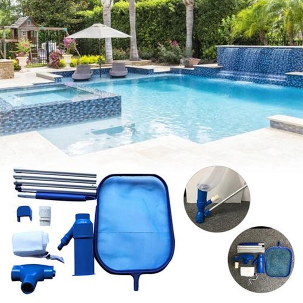 Rede de limpeza de piscina, acessórios de