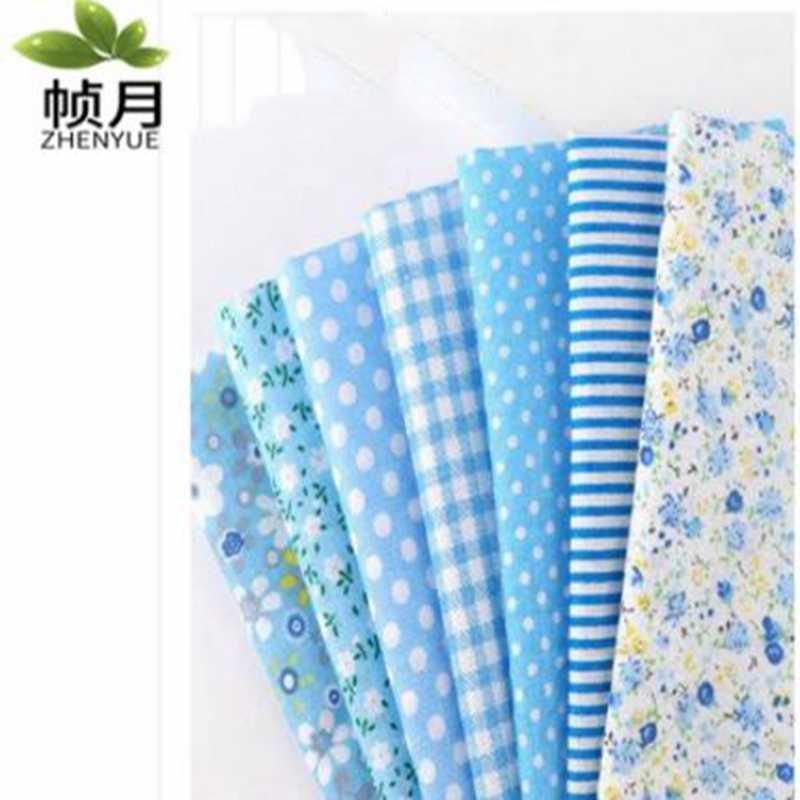 42 لون 50x50 مختلطة مطبوعة 100 ٪ نسيج القطن الخياطة اللحف الأقمشة الأساسية الجودة ل خليط الإبرة DIY بها بنفسك اليدوية القماش