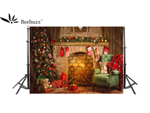 Beebuzz photo backdrop christmas interior decoration background