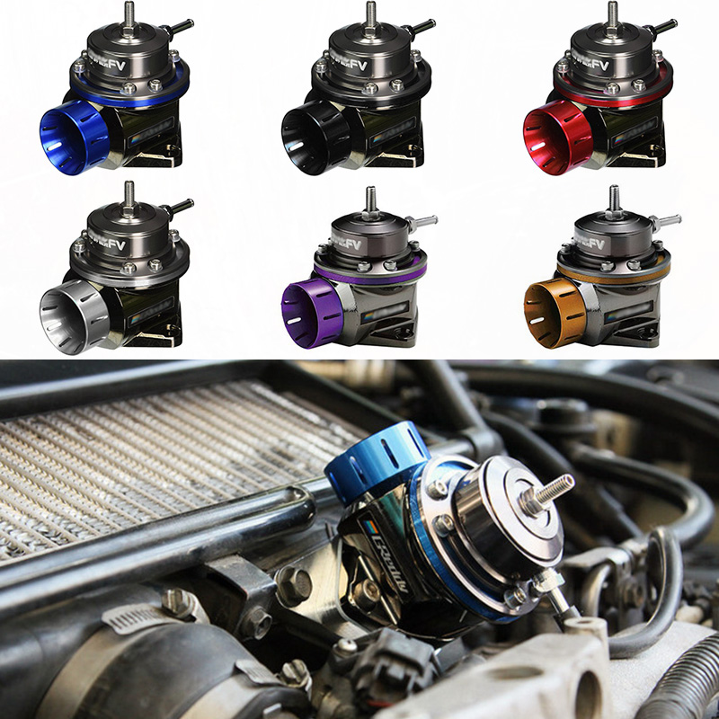 Racing Car GReddi FV Aluminium Float Valve FV BOV Universal Blow Off Valve 3 Colors Available