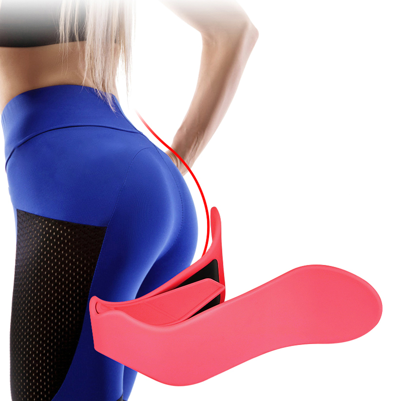 Hip Trainer Gym Pelvic Floor Sexy Inner Thigh Exerciser Gym Home Equipment Fitness Correction Buttocks Butt Device