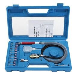 16 sztuk/zestaw High Speed Air Micro młynek do mielenia zestawy mini ołówek polerowanie grawerowanie narzędzie do szlifowania cięcia narzędzia pneumatyczne w Narzędzia pneumatyczne od Narzędzia na