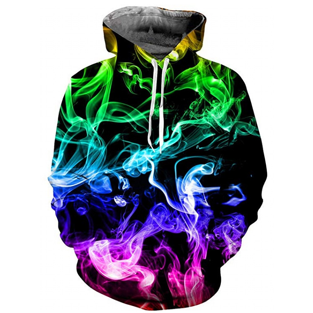 3D Printed 2020 Trend Art Hoodies 11